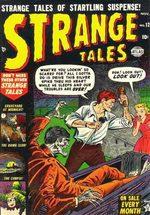 Strange Tales # 12