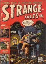 Strange Tales # 15