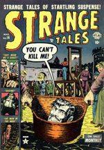 Strange Tales # 16