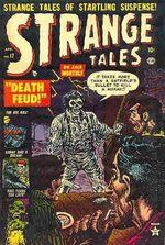 Strange Tales # 17