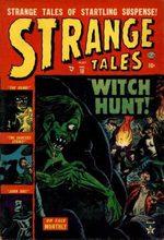 Strange Tales # 18
