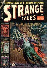 Strange Tales # 21