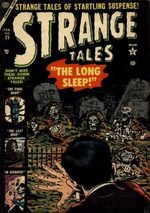 Strange Tales # 25