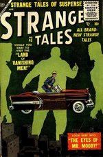 Strange Tales 45