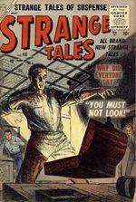 Strange Tales 46