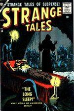 Strange Tales 54