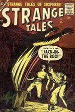 Strange Tales 55