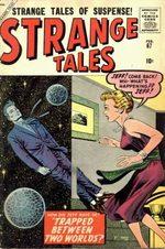 Strange Tales 67
