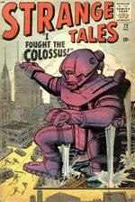 Strange Tales 72