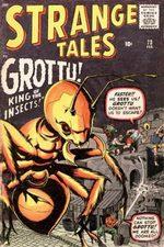 Strange Tales 73