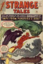 Strange Tales 109