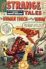 Strange Tales 116