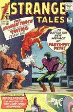 Strange Tales 124