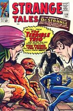 Strange Tales 129