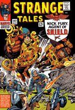 Strange Tales 142