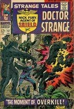 Strange Tales 151