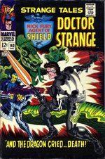 Strange Tales 163