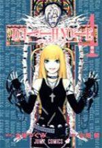 Death Note 4 Manga