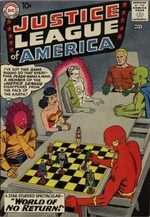 Justice League Of America # 1