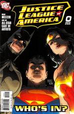 Justice League Of America # 0