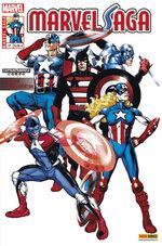 Marvel Saga # 17