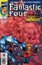 Fantastic Four # 7