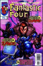Fantastic Four # 10