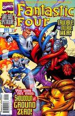 Fantastic Four # 12