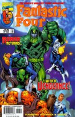 Fantastic Four # 13