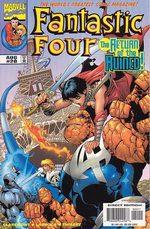 Fantastic Four # 20