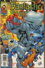 Fantastic Four # 23