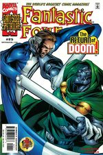 Fantastic Four # 25