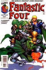 Fantastic Four 31 Comics