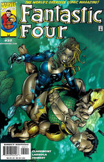 Fantastic Four 32 Comics