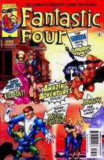 Fantastic Four 33 Comics