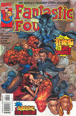 Fantastic Four 38 Comics