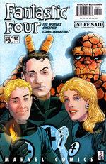 Fantastic Four 50 Comics