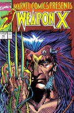 Marvel Comics Presents 74
