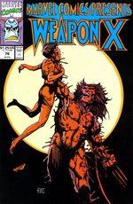 Marvel Comics Presents 76