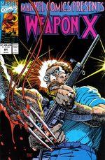 Marvel Comics Presents 81