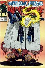 Marvel Comics Presents 100