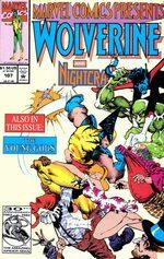 Marvel Comics Presents 107