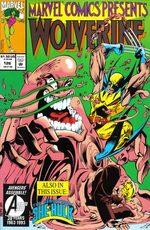Marvel Comics Presents 126
