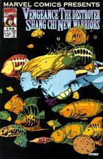 Marvel Comics Presents 156