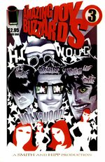 Amazing Joy Buzzards - Vol. 1 3 Comics