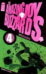 Amazing Joy Buzzards - Vol. 1 4 Comics