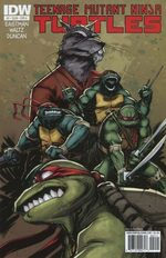 Les Tortues Ninja # 2