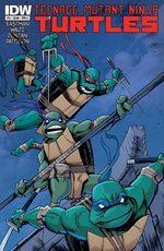 Les Tortues Ninja # 11