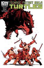 Les Tortues Ninja # 16