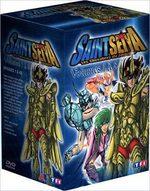 couverture, jaquette Saint Seiya - Les Chevaliers du Zodiaque COFFRET 1ère EDITION 1